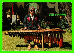 GUATEMALA - MARIMBA DE TECOMATES - NATIVE INDIAN PLAYING TYPICAL MARIMBA INSTRUMENT - KRUGER - - Guatemala