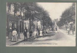 CPA - 92 - Puteaux - Boulevard Richard Wallace - La Poste - Puteaux
