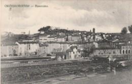 CARTOLINA VIAGGIATA 1909 CASTELFIORENTINO (TY361 - Italie