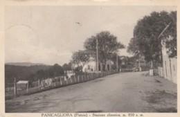 CARTOLINA VIAGGIATA 1935 PANICAGLIORA PISTOIA  (TY390 - Italie
