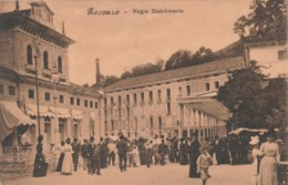 CARTOLINA VIAGGIATA 1916 RECOARO (TY435 - Autres Villes