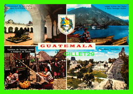 GUATEMALA - 5 MULTIVUES - KRUGER - - Guatemala