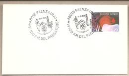Italia - Busta Con Annullo Speciale: 6° 100 Km. Del Passatore A Faenza (RA) - 1978 - 6. 1946-.. Repubblica