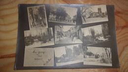 01 THOISSEY CARTE PHOTO MULTIVUES AU PAYS DES AMIS - Other Municipalities