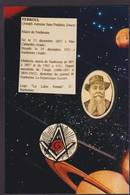 CPM Vignerons Révolte De 1907 Troubles Du Midi Circulé Narbonne Ferroul Maçonnique - Grèves