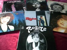 REGINE   °  COLLECTION DE 7 / 33 TOURS - Complete Collections