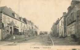 Dep - 23 - JARNAGES Grande Rue - Other Municipalities