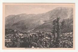 Cuneo - Demonte - (alt.778) - Scorcio Panoramico - Formato Piccolo - BN Non Viaggiata - Cuneo