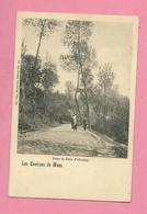 C.P. Obourg  :  Dans  Le  Bois - Mons