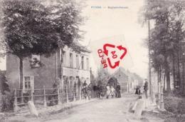 PUERS - Begijnhofstraat - Superbe Carte Circulé En 1922 - Puurs