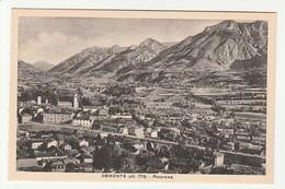 Cuneo - Demonte - (alt.778) -  Panorama - Formato Piccolo - BN Non Viaggiata (26) - Cuneo