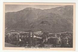 Cuneo - Demonte - (alt.778) -  Panorama - Formato Piccolo - BN Non Viaggiata (28) - Cuneo
