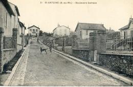 13 - Saint Antoine - Boulevard Damson - Frankreich