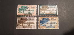 Wallis Et Futuna Yvert 95-98** - Ungebraucht