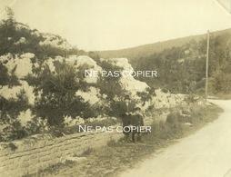 URCY PONT-DE-PANY 1927 Grande Photo 22 X 28 Cm Côte-d'Or 21 - Lugares