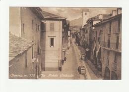 Cuneo - Demonte M. 788 - Via Michele Ghibaudo - Formato Piccolo - BN - Non Viaggiata  (35) - Cuneo
