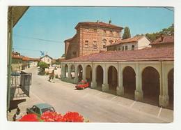Cuneo - Scarnafigi - Piazza V. Emanuele - Formato Grande - Colore - Viaggiata 1975 (36) - Cuneo