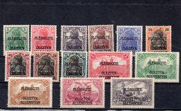 ALLENSTEIN 1920 * - Allemagne