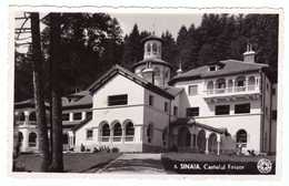 Romania Sinaia Castelul Foisor - Vila Conac - Rumänien