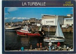 LA TURBALLE COIN DU PORT DE PECHE - La Turballe