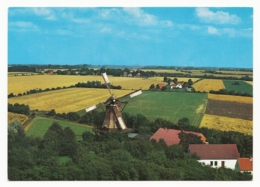 Insel Fehmarn - Lemkenhafen Mit Windmühle - Fehmarn