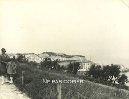 MARSEILLE 1927 Bord De Mer Grande Photo 22 X 28 Cm Bouche-du-Rhône - Lugares