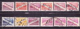San Marino 1945 -Pacchipostali-Porzioni Usate - Colis Postaux