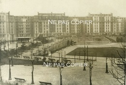 PARIS Square SAINT LAMBERT 1933 Par Photographe Henri MANUEL - Lugares