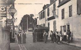 45-CHATILLON SUR LOIRE-N°2154-D/0137 - Chatillon Sur Loire