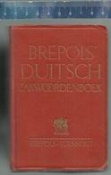BREPOLS TURNHOUT - DUITSCH ZAKWOORDENBOEK - NEDERLANDSCH - DUITSCH - NEDERLANDSCH - DEUTSCHES TASCHEN WÖRTERBUCH - Dictionaries