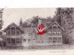 EVERGEM - Château De Mr. De Gilly - Carte Circulé - Evergem