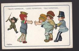 Cpa  Illustrateur   A.Bertiglia     Carte Humour Enfants - Bertiglia, A.