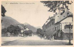 73-ALBERTVILLE-N°2157-E/0345 - Albertville