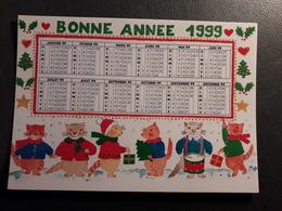 BONNE ANNEE 1999 - Anno Nuovo