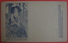 CORRESPONDANCE DES ARMÉES DE LA RÉPUBLIQUE - Militaria Guerre 1914-1918 CARTE EN FRANCHISE - Guerre 1914-18