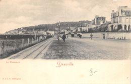 14-DEAUVILLE-N°2160-F/0373 - Deauville