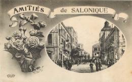 SALONIQUE AMITIES DE SALONIQUE - Grecia