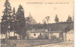 51-SAINTE MENEHOULD-N°2163-A/0115 - Sainte-Menehould