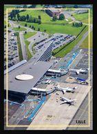 59  LILLE -  Vue Generalede L' Aeroport - Lille