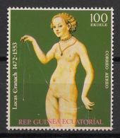Guinée  équatoriale - 1979 - N°Mi. 1491 - Cranach - Neuf Luxe ** / MNH / Postfrisch - Zonder Classificatie