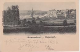 57 - RODEMACK - VUE GENERALE - PEU COURANTE - Francia