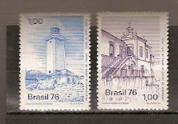 Brazil ** & Centenary Of The Ouro Preto, Mines School  1976 (957) - Brésil