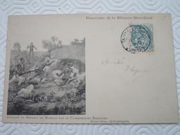 Panorama De La Mission Marchand - Attaque Du Repaire De Mabala Par Le Commandant Baratier - History