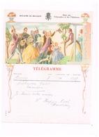 Télégramme De Ciney à Naninne. - Telegraph