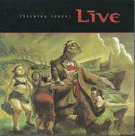 Live- Throwing Copper - Música & Instrumentos