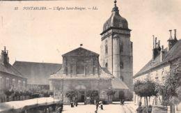 25-PONTARLIER-N°T2534-C/0359 - Pontarlier