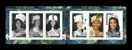 French Polynesia 2019 Mih. 1416/21 Miss Tahiti MNH ** - Nuevos