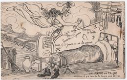 MILITARIA. ILLUSTRATEUR MAMET. UN REVE De TAILLE. 1904. - Humoristiques
