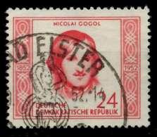 DDR 1952 Nr 312 Gestempelt X6C6B16 - Oblitérés