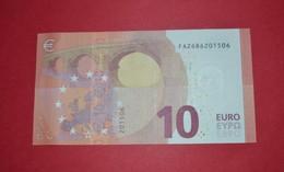 10 EURO - F002 G5 - F002G5 - FA2686201506 - UNC - NEUF - FDS - EURO
